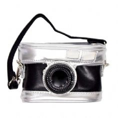 Retro Small Camera Case