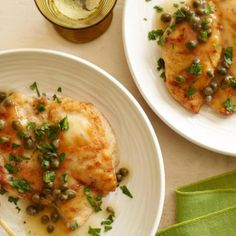 <p>Check out this page, over at the Food Network, for a list of Giada's most popular recipes!</p><p>Chicken Piccata looks like the big winner with over 1200 raving customer reviews!</p><p>There's also Salmon Baked in Foil, Chicken Cacciatore, Pasta Primavera, and much more!</p>