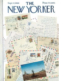 The Rise And Fall Of The U S Postal Service In Fourteen New Yorker Covers