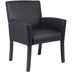 Shop for Boss Mid-back Box Arm Chair. Get free delivery at Overstock.com - Your Online Office Furniture Store! Get 5% in rewards with Club O! - 13934004