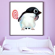 Penguin diamond painting cross stitch Diamond embroidery animals resin mosaic kit Europe home decor hobbies and crafts materials -- Check out the image by visiting the link.