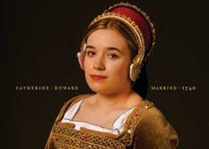 History and stories Katherine Howard, 16th Century Fashion, Wives Of Henry Viii, Tudor Dynasty, Queen Of England, Tudor History, Royal House, King Queen, Fashion History