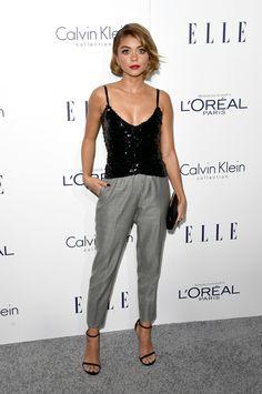 Sarah Hyland bei den Elle Women in Hollywood Awards