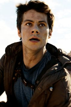 Really random thing but There is a welsh poet by the name of Dylan Thomas. being the Maze Runner fan I am I almost died. Dylan O'brien Maze Runner, Maze Runner 2014, Maze Runner Series, The Maze Runner, Scott Mccall, Dylan Thomas, Dylan O Brain, Mtv, Teen Wolf Dylan
