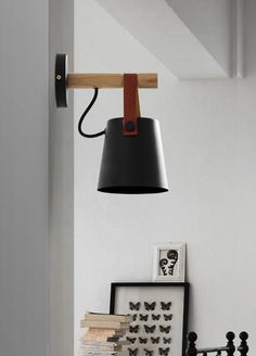Buy NEW LED Wall Lamps Abajur for Living Room Wall Sconces Light Nordic Wooden belt Wall Light White/Black at Wish - Shopping Made Fun Led Wall Lamp, Wall Sconce Lighting, Wall Sconces, Wood Sconce, Mirror Lamp, Bedside Lighting, Bathroom Sconces, Bathroom Wall Lights, Wall Fixtures