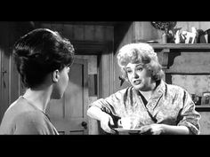 """▶ Pat Phoenix & Leslie Caron,  in """"The L Shaped Room""""(1962)"""