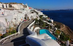 One of the most popular destinations for tourists worldwide! Santorini is famous for its beautiful sunsets and the village of Oia is the most popular spot. Greek Islands, Day Tours, Beautiful Sunset, Planet Earth, Santorini, Greece, Tourism, Road Trip, Europe