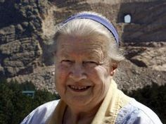 Crazy Horse Leader Dead At 87. Ruth Ziolkowski, long-time inspirational leader of Crazy Horse Memorial, died late Wednesday night with members of her family at her side. She started the project with her husband Korczak Ziolkowski in 1950 when she was just 23.