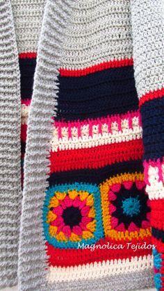 Magnolica: Algo de color para dias otoñales