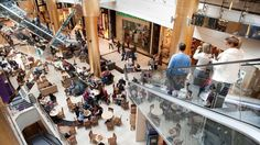 Luxurious Golden Hall mall of Athens in Marousi (Picture by Golden Hall…