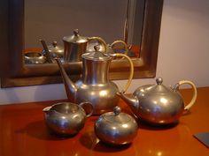 Pewter Coffee/Tea set