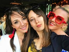 21st of April 2018, Funky by the lake, with Lisa, my roommate, and my girl Andreea!