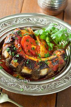 Fırında Patlıcan Kebabı nasıl yapılır ? Ayrıca size fikir verecek 2 yorum var. Tarifin püf noktaları, binlerce yemek tarifi ve daha fazlası...