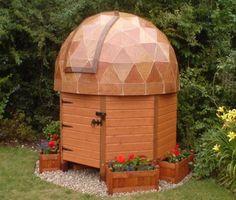 Garden Observatory Roof