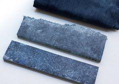 Matteo Fogale and Laetitia de Allegri make furniture from old jeans