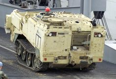 Image of the M9 ACE (Armored Combat Earthmover)&nbspMilitary Bulldozer