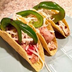 Chicken teriyaki tacos for dinner!  by chikevin22
