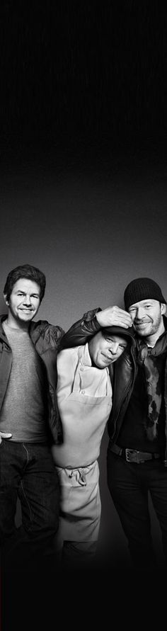 Love love this show...wahlburgers♥♥ this show is awesome love how mark, donnie, paul, and alma feel about their family♥♥soo much love