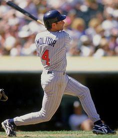 Paul Molitor Mlb Twins, Minnesota Twins Baseball, Baseball Girls, Baseball Players, Baseball Teams, Sports Teams, Red Wing Minnesota, Mlb American League, Mlb The Show