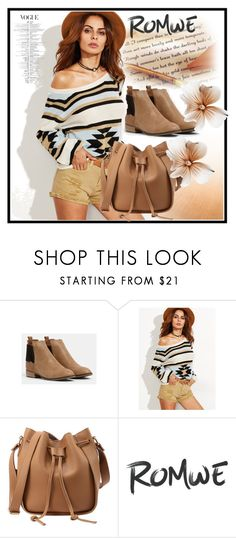 """""""Romwe 7"""" by aida-1999 ❤ liked on Polyvore"""