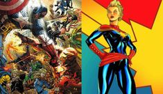 Female superheroes have been in our fancy since the childhood days. And we still go nostalgic over it. Here's a look into the most fascinating women folks Captain Marvel, Marvel Dc, Teen Titans Show, Strong Female Characters, Complicated Relationship, Childhood Days, The Clash, Super Powers, Golden Age