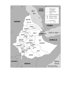Ethiopia Regional and Local Government  Regional Administration