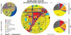Miami MetroRail Station 1-Mile Land Use Assessment by Miami Geographic