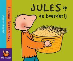 Digitaal prentenboek , Jules op de boerderij