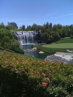 Wynn Las Vegas Golf Course. www.ochomesbyjeff.com #orangecountyrealtor #jeffforhomes #ilovegolf