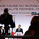 'Sick With Sexism,' France Must Fight Violence Against Women, Macron Says  -----------------------------   #news #buzzvero #events #lastminute #reuters #cnn #abcnews #bbc #foxnews #localnews #nationalnews #worldnews #новости #newspaper #noticias