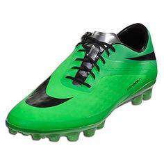 new product 95621 c4e0c Nike Hypervenom Phatal AG - Neo Lime Total Crimson Black    SOCCER.