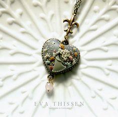 RESERVED for Olivera. The Guardian Angel. Sweet por EvaThissen