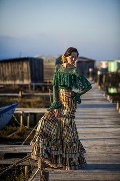 Flamenco Costume, Gypsy Life, Ideias Fashion, Dressing, Costumes, Boho, Chic, My Style, Womens Fashion