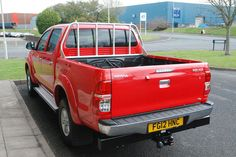 Toyota Hilux Mk7 (2011 on) Double Cab