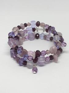 Sparkly Wrap Around Bracelet                      – Jewelz Galore