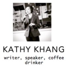 Kathy Khang - writer, speaker, coffee drinker - When faith, culture, and life collide