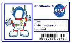 """Estic col·laborant amb un projecte d'educació infantil sobre els coets. He preparat unes fitxes amb activitats diverses sobre el """"Apollo 1..."""