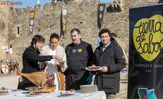 MasterChef cocina en el Castillo de Ponferrada de la mano de «Tierra de Sabor»