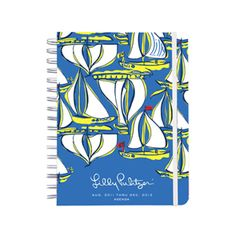 Lilly Agenda. Sorority must-have
