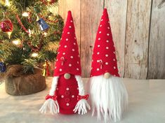 Items similar to Ready for shipping red stuffed nordic Christmas gnome, tomte, Nisse, hoiday and Christmas home decoration. on Etsy Swedish Christmas, Christmas Crafts, Christmas Ornaments, Rustic Crafts, Diy Crafts, Christmas Knomes, Diy Weihnachten, Christmas Goodies, Holiday Decor
