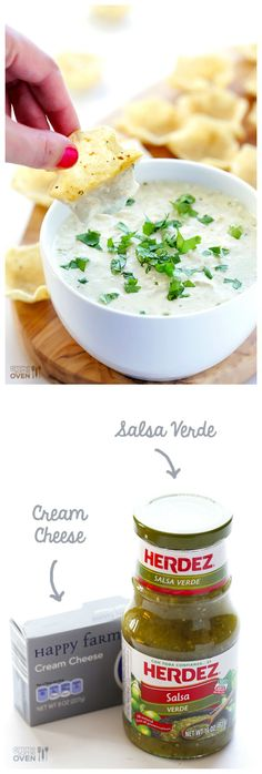 2-Ingredient Queso Dip