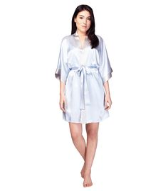 Garbo Short Robe