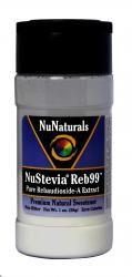 NuStevia Reb99™ Pure Extract Powder 1 oz   NuNaturals, Inc.