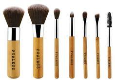 Furless - MINI BAMBOO MAKEUP BRUSH SET, $39.99 (http://furlesscosmetics.com.au/cruelty-free-cosmetics/makeup/1610-mini-bamboo-makeup-brush-set)