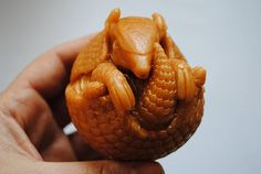 3D large Armadillo Soap  Mather day Father's Day Gift
