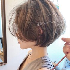 Multiple Messy Layers - 40 Bold and Beautiful Short Spiky Haircuts for Women - The Trending Hairstyle Girls Short Haircuts, Short Hairstyles For Thick Hair, Modern Haircuts, Short Hair Cuts For Women, Long Curly Hair, Boy Haircuts, Funky Hairstyles, Formal Hairstyles, Korean Short Hair