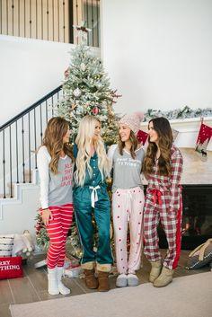 cfa8af1864 Christmas Pajama Party Christmas Pajama Party