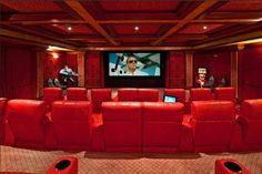 Media room / home theater
