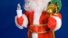 Make a Santa Doll Armature.