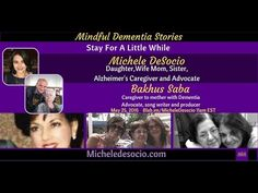 Mindful Dementia Stories Stay For A Little While With Bakhus Saba - MIndful Dementia Stories